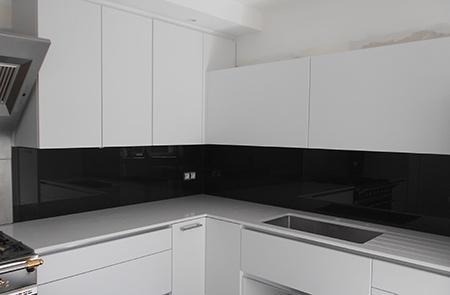 Cr dences cuisines et salle de bains en moselle - Credence originale pour cuisine ...