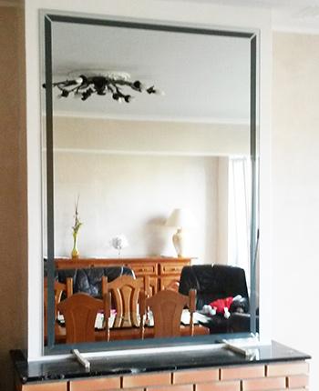 conception de miroirs design personnalis et unique en. Black Bedroom Furniture Sets. Home Design Ideas